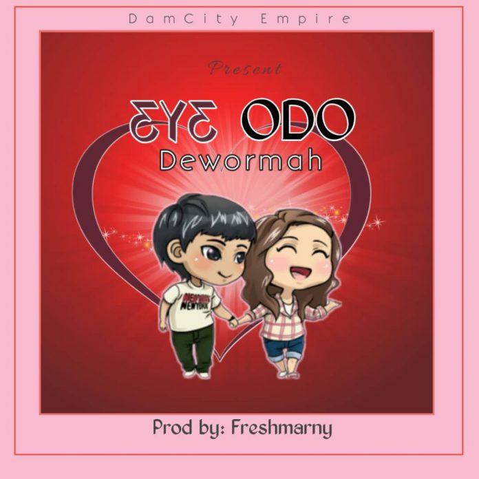 Dewormah - 3y3 Odo Prod. By Freshmarny